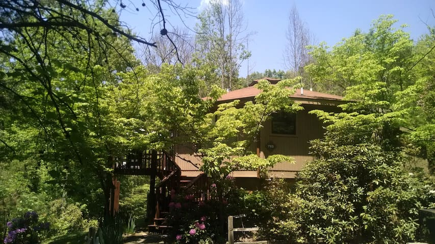 Wa-TA-Vu Cabin - Gatlinburg - Casa de campo
