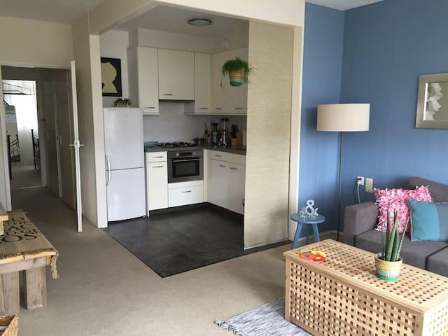 Heerlijk appartement Amsterdam-Zandvoort-Haarlem - Heemstede - Apartment