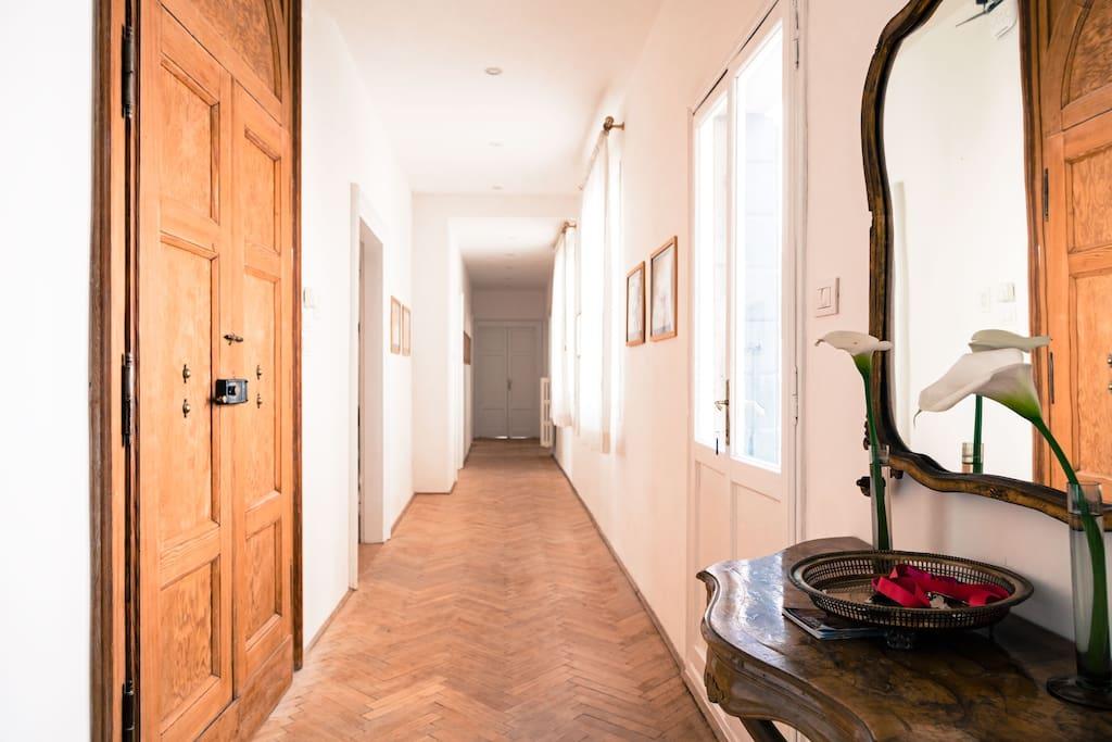 hall way /corridor