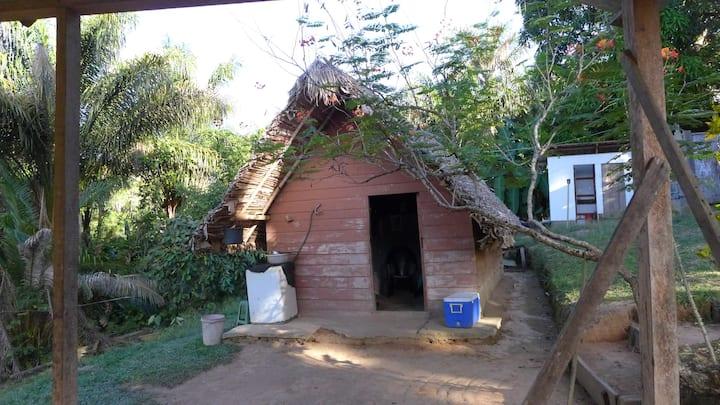 Makandi kamp 2 - jungle tour
