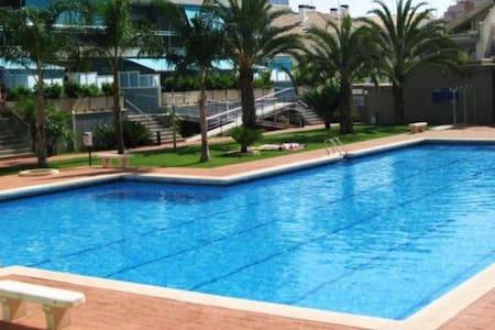 Gandia, T3 grand confort, 800m de la plage - Apartment