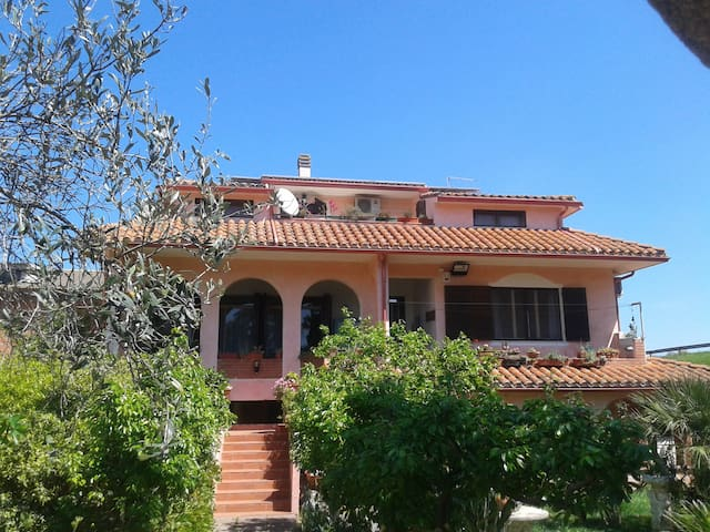 B&B Villa Corrias - Siliqua - Bed & Breakfast