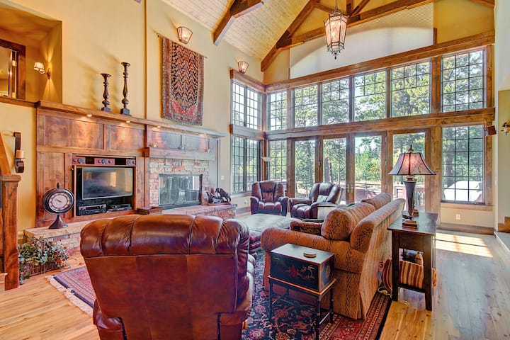FREE SkyCard Activities - Luxury Home, Private Hot Tub, Huge Private Porch - Marksberry Lodge