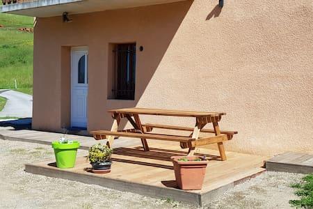 Appartement moderne, avec vue sur le Mirantin