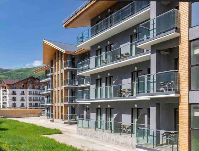 Bakuriani Crystal Resort-4 Star Block A 100