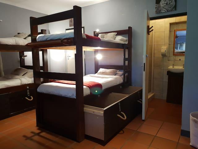 Tubies luxury indigenous Backpacking Hostel