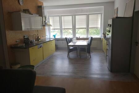 Tolle Dreizimmerwohnung für 4 Pers. - Roßdorf