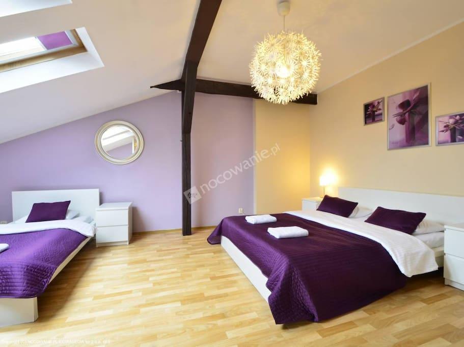 Apartament rodzinny z 2 sypialniami