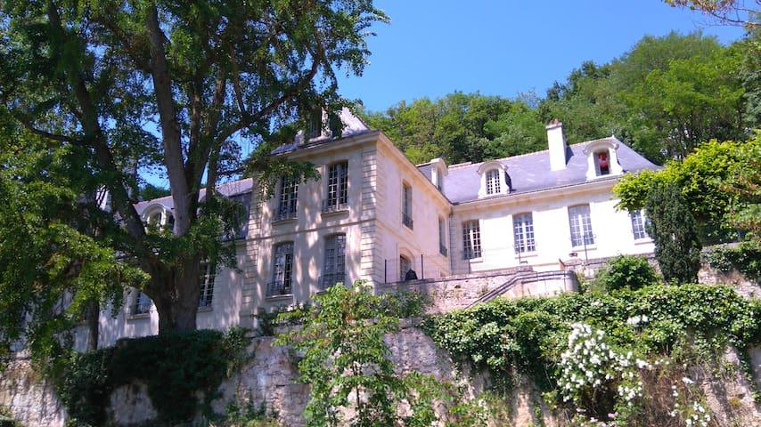 Appartement au cœur des châteaux de la Loire