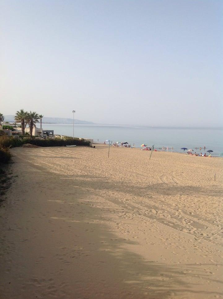 Marzamemi - Spiaggia di San Lorenzo
