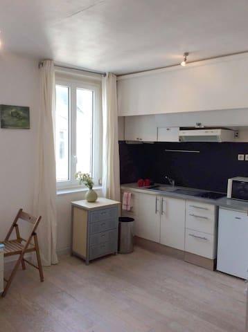 Appartement Rue des Bains - Trouville-sur-Mer - Lakás
