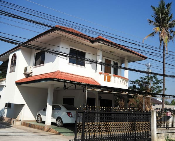 3BR Private & Restful - Chiang Mai - Dům