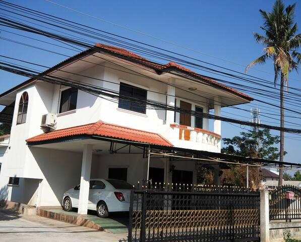 3BR Private & Restful - Chiang Mai - House
