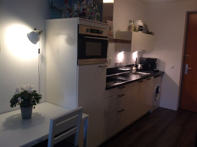 New cozy studio fully furnished for 2 persons - Amsterdam - Condominio