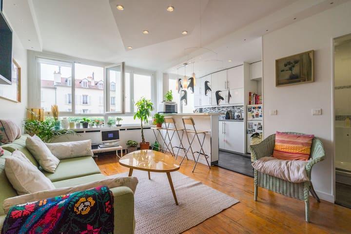 Appartement 3 pièces à Vincennes - Vincennes