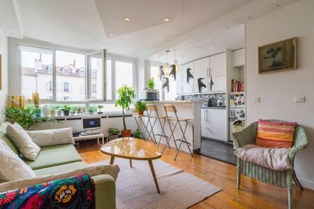 Appartement 3 pièces à Vincennes - Vincennes - Wohnung