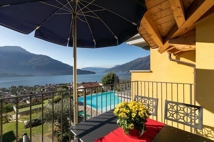 Lake Como - Residence La Collina - Frantoio
