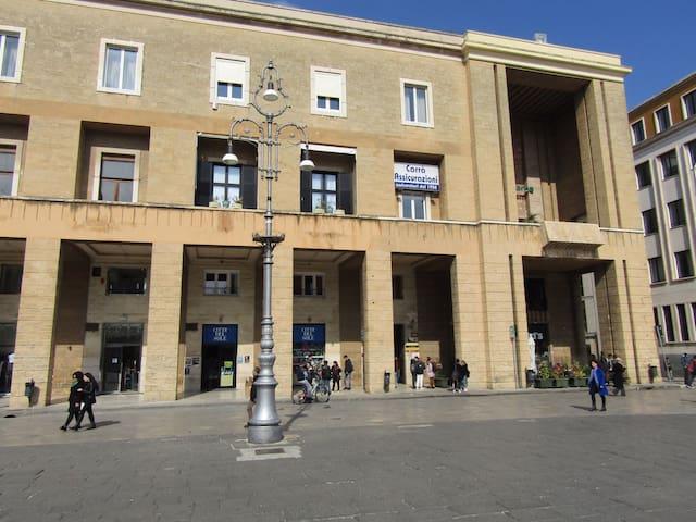 B&B Piazza Salento stanza 2 Quadrupla