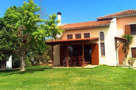 Volos Pilion Malaki Green Park cottage
