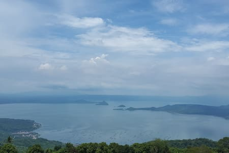 Hotel-like Condo w/ Taal Lake View, Movies & WiFi - Tagaytay - 公寓