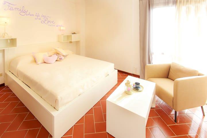 beb da Betta - Camera Matilde - Pisa - Bed & Breakfast