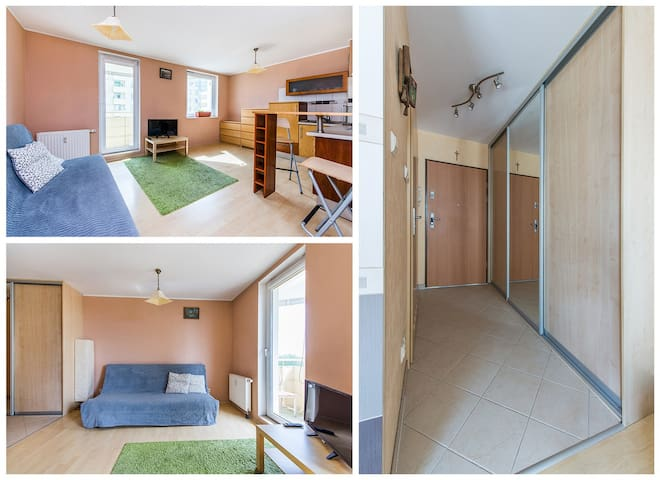 Apartament MW-Gdynia Witomino