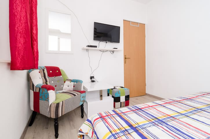 Ammos- One Bedroom with Shared Terrace&Sea View 2