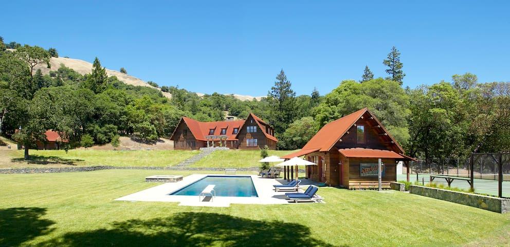 High Rock Ranch, 325 Acre Private Estate