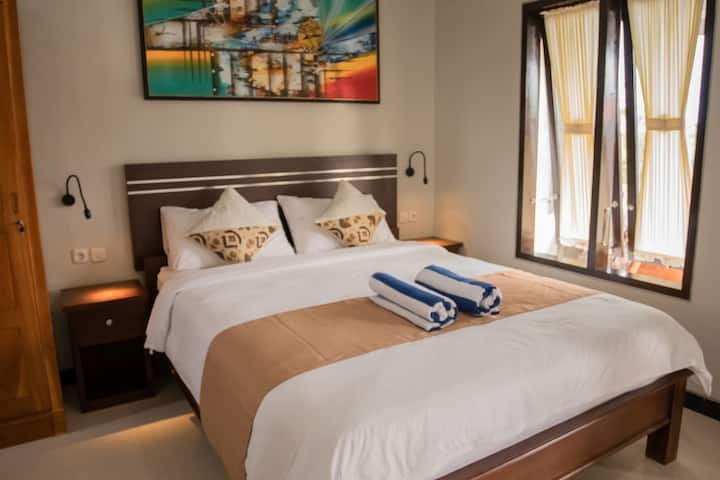 Cozy House DBL Bedroom with Pool in Canggu #2