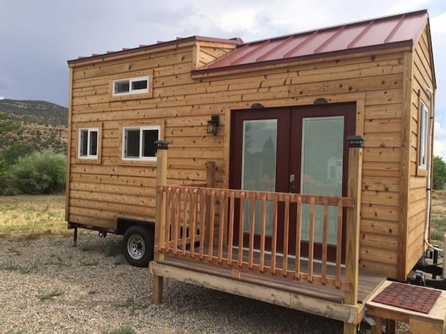 Willow Tiny Home @ Animas Valley Village