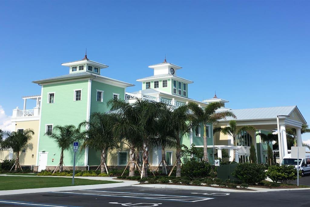 Sweet Home Vacation Disney Rentals Vacation Homes Florida Orlando The Encore Club Resort