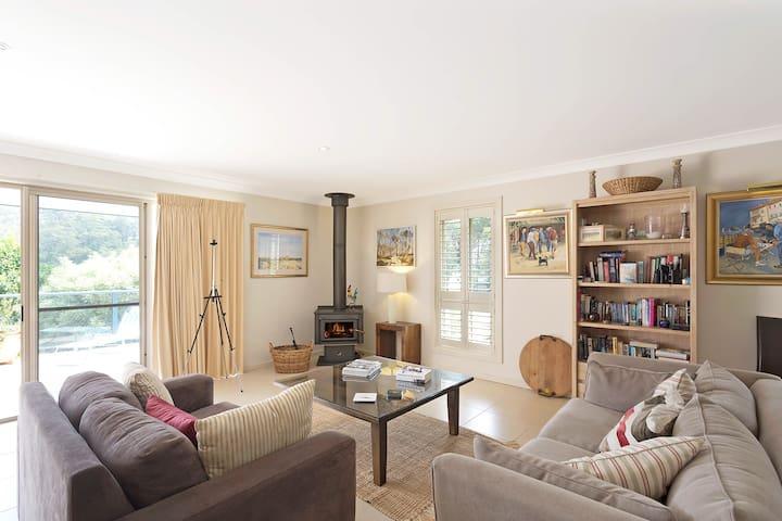 Spacious Luxury house in quiet area North Narooma