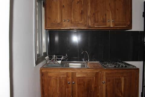 Bel appartement chambre salon meublée climatisées