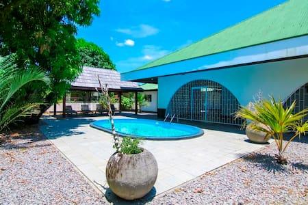 Villa Uitvlugt, Paramaribo