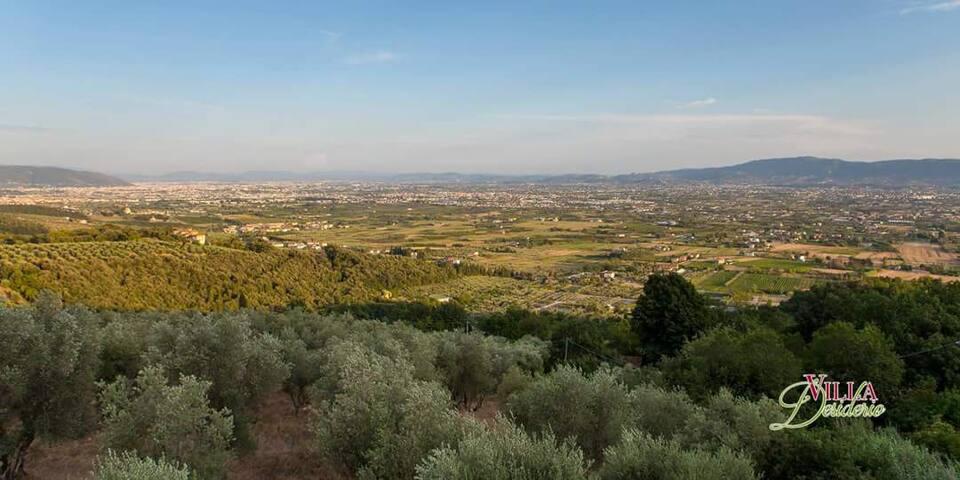 Appartamento immerso nella natura Toscana Firenze