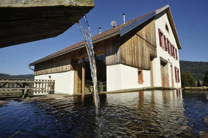 Maison forestière de SCHMALICK