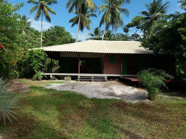 casa charmosa moreré - Ilha de Boipeba - Ev