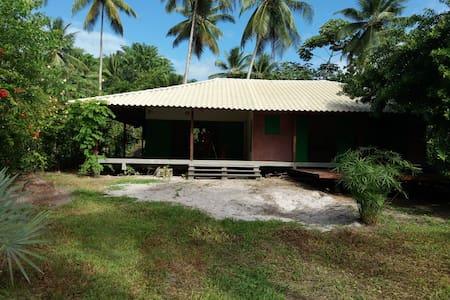 casa charmosa moreré - Ilha de Boipeba - Talo
