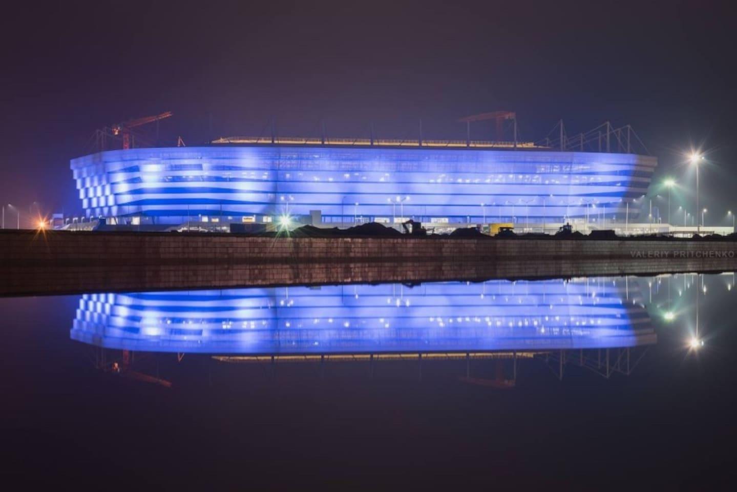 Kaliningrad stadium 2018