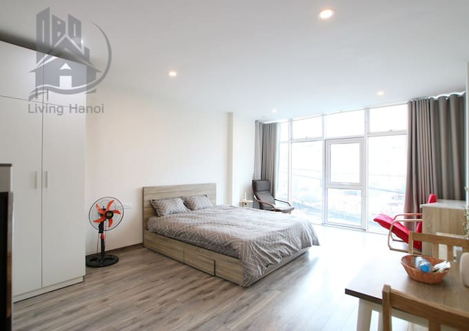 R401 - Newly built studio for 2 pax near Lotte