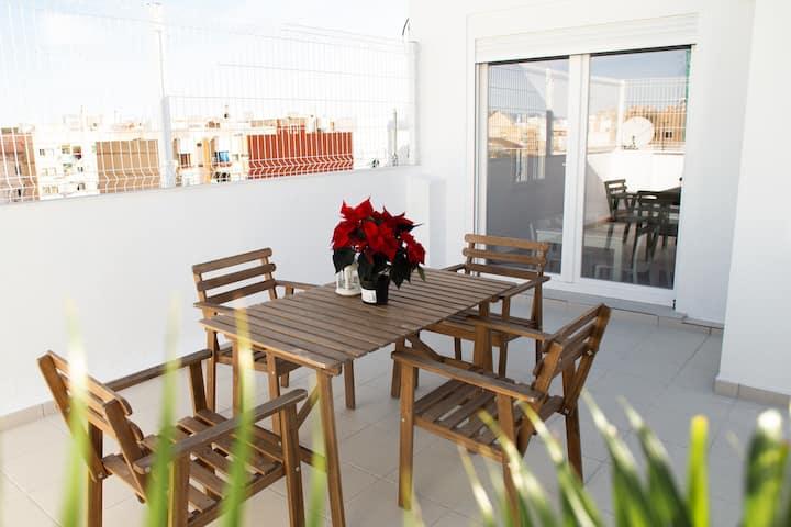 New Mestalla Penthouse