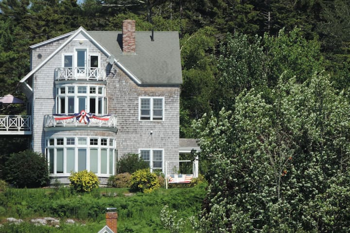 Maine Stowaway Cottage (weekly) - Southport - Huis