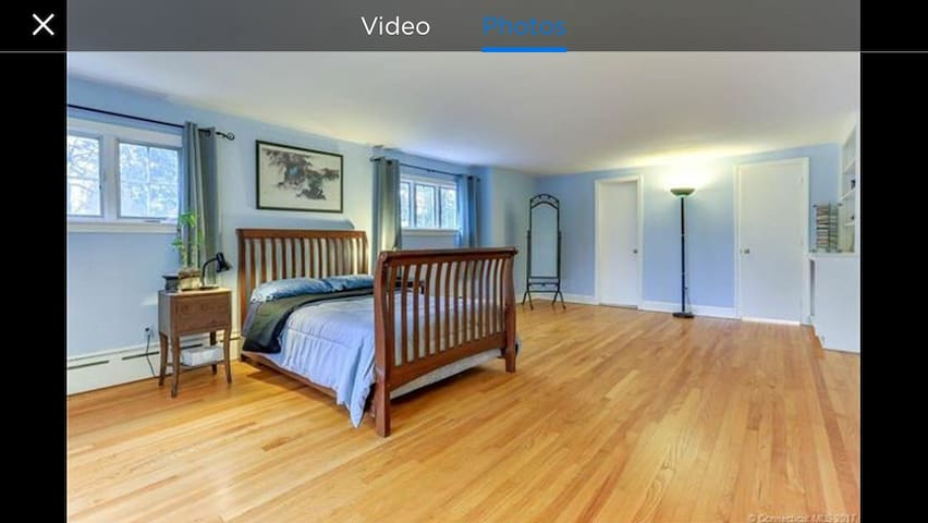 Private suite with full bath - Watertown - Hus