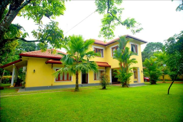 Colonial Villa Padukka Sri Lanka