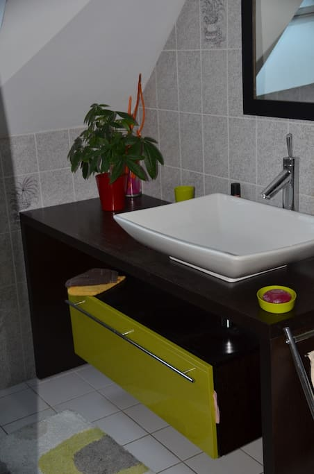 Dedicated Bathroom with WC and shower