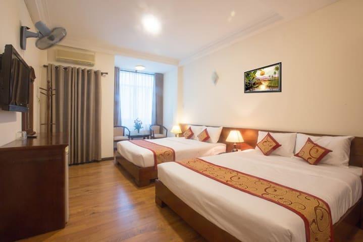 The family suite ngoc minh hotel ho chi minh city - Ho Chi Minh City - Gästhus