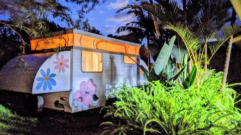 cosy caravan near local beaches