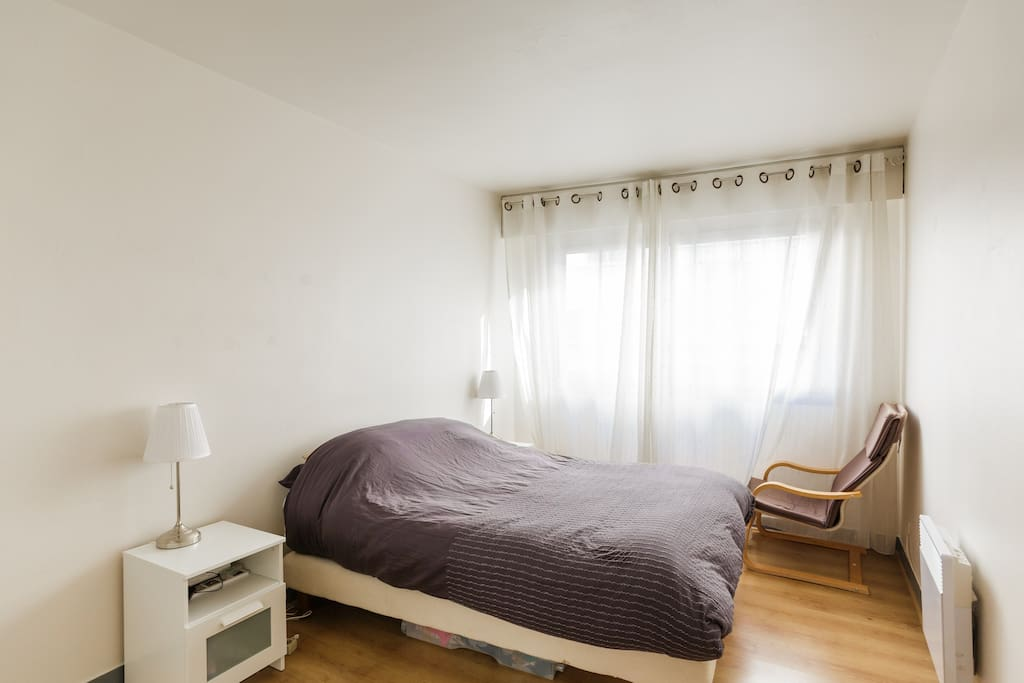 Chambre bedroom 1