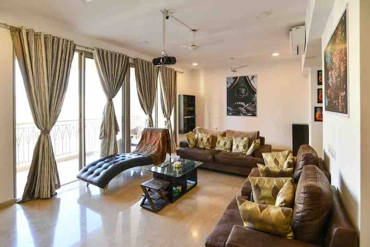 Thane 3bhk Spacious Stay