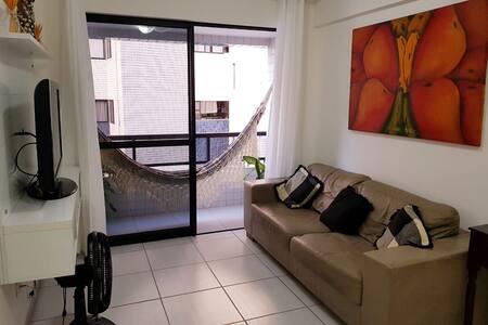 Apartamento Edu Aflitos 1 Quarto